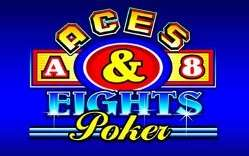 Aces and Eights Videopoker
