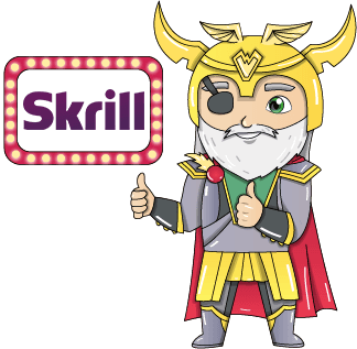 Skrill Casino logo