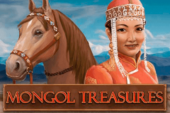 Mongol Treasure Slot