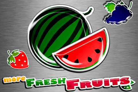 More Fresh Fruits Slot
