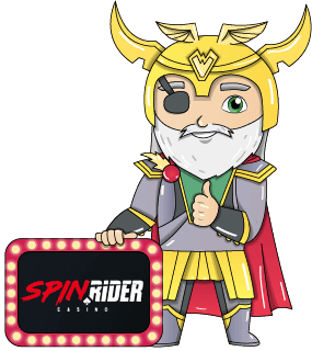 spinrider casino logo
