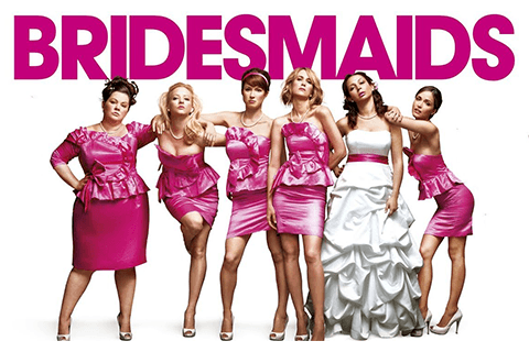 Bridesmaids slot Microgaming