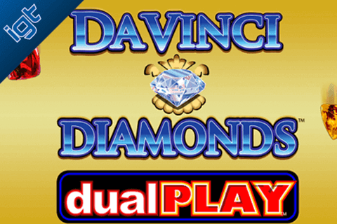 Da Vinci Diamond Dual Play Slot