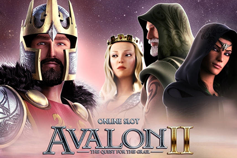 Avalon II Slot