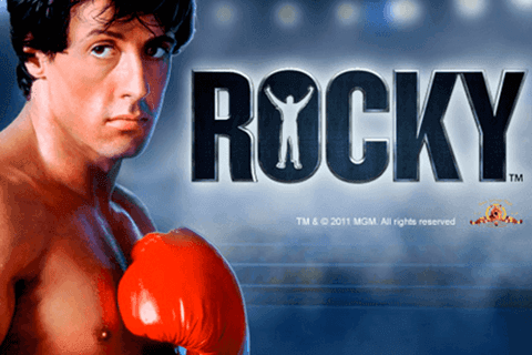 Rocky slot Playtech