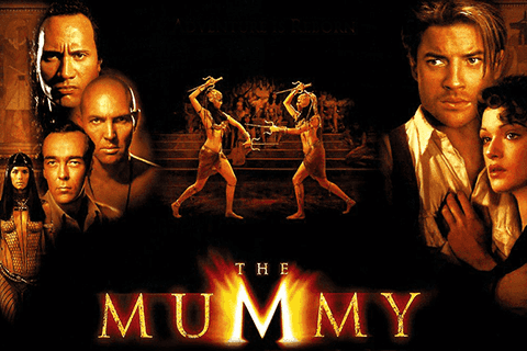 The Mummy slot Playtech
