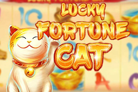 lucky fortune cat slot red tiger gaming