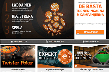 expekt casino screenshot