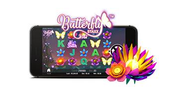 slots mobil butterfly staxx spelautomat